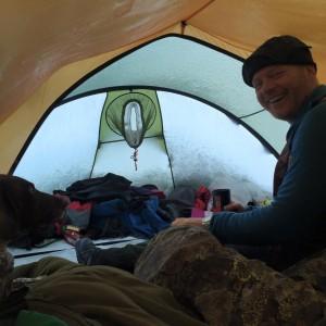 Karl i teltet